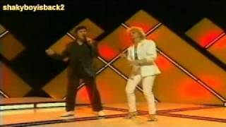 Bonnie Tyler   A Rockin Good Way Duet By Shakin Stevens Live
