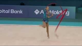 Alexandra Piscupescu - Ribbon (2014 Euros)