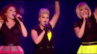 ATOMIC KITTEN SING 'RIGHT NOW' - THE BIG REUNION