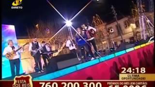 """Os SOLITÁRIOS - Tema: """"Roça Roça"""" em Valença - Contacto para Festas e Romarias"""