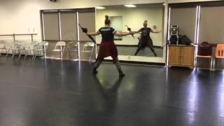 GeneRaTion DCD Singin in the rain 2016 practice Teri Richardson