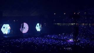 Everglow, Coldplay LIVE Singapore 31 March 2017