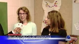 Entrevista con una estudiante de MPS