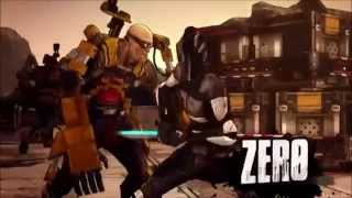Skillet: Circus For a Psycho (Borderlands 2 Music Video)