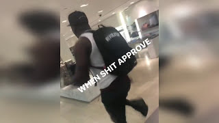 "Casanova ""Fights Off Robbery Suspect Trying To Take His Watch"""