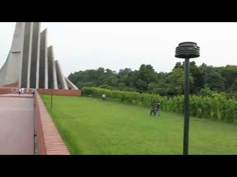 Bangladesh National Monument in Different Angles