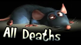 Ratatouille All Deaths   Fail Cutscenes   Game Over (PS2, GCN, Wii, PC, XBOX)