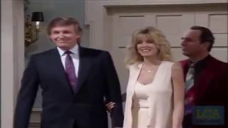 Donald Trump cameo on The Fresh Prince of Bel-Air (1994)
