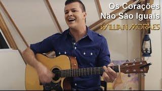 Willian Moraes - Os Corações Não São Iguais (Roupa Nova) COVER