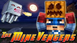 Minecraft MineVengers - HALLOWEEN HORROR!!!