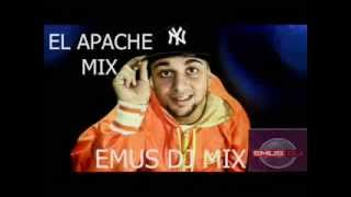 Emus Dj  Ft  El Apache Ness   El Apache Mix