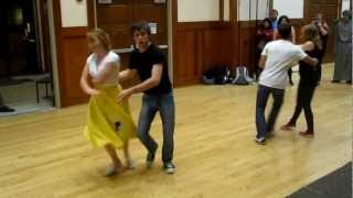 Swing Dancing- You're the one that I want