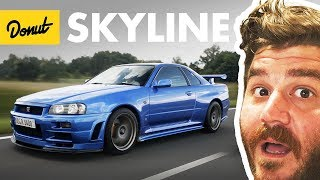 Nissan Skyline - Everything You Need to Know   Up To Speed width=