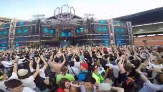 Moti & Tiesto -  Lean on Live @ Ultra Korea 2015