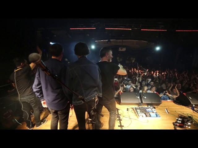 Vídeo de un concierto en la sala Moon.