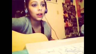 The girl - City of Colour (cover)