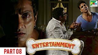 Entertainment | Akshay Kumar, Tamannaah Bhatia | Hindi Movie Part 8
