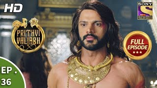 Prithvi Vallabh - Ep 36 - Full Episode - 27th May, 2018 width=