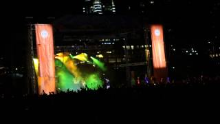 snoop dog - jump around (cypress hill cover) FFF 2013 Austin, Tx