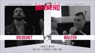 PWG All Star Weekend 13 Night 1 Highlights
