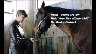 Rush - 'Prime Mover' - Hold Your Fire album 1987 XF11