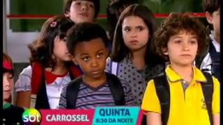 Chamada Carrossel (15/11/2012) - SBT