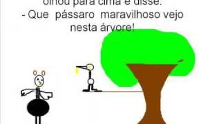 Fábula O Corvo e a Raposa Professora Ivete 2009