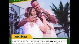 Baile da Santinha  - Incendeia   Léo Santana feat  Marília Mendonça