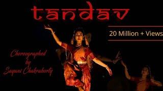 TANDAV | Choreography by Sayani Chakraborty