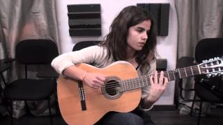 Mariana Biscaia viola prof  Rui Ferreira I'm Yours Jason Mraz 23Mar2012