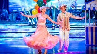 Judy Murray & Anton Viennese Waltz to 'Let's Go Fly a Kite' - Strictly Come Dancing: 2014 - BBC One