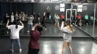 Choreography by Maxim Kovtun (Problem: Keep on Pushin) 1