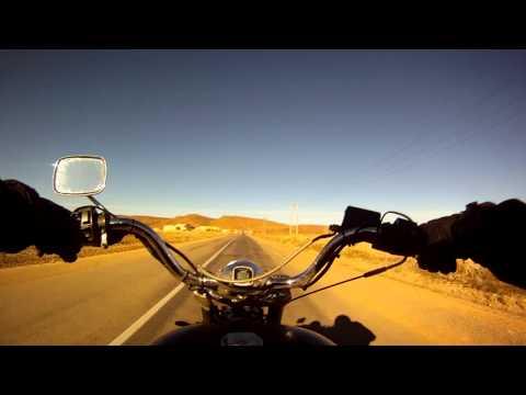Chopperbyggarn & La Azteca in Morocco Des-Jan 2012-13 #14.