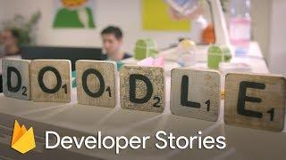 Doodle increases user engagement 42% (Firebase Developer Story)