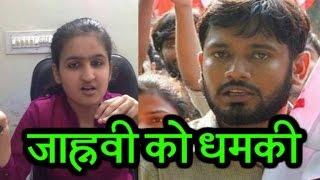 Kanhayia की Challenger JANHAVI को धमकी   MUST WATCH !!!