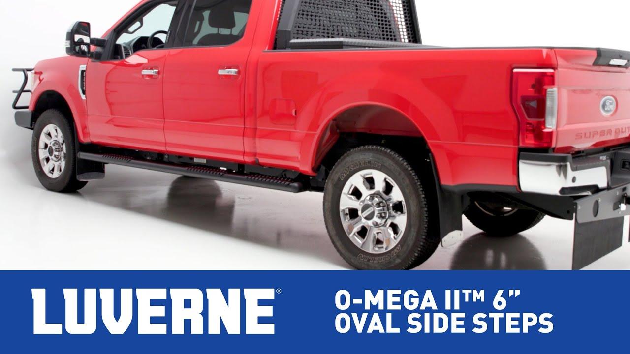 O-Mega II™ Side Steps Video
