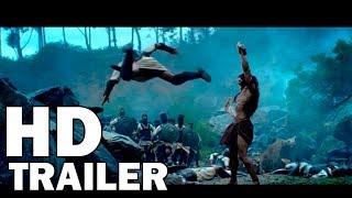 SANSÃO - OFICIAL TRAILER 1 NOVO 2018 FILME DE AÇÃO HD