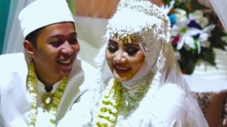 Balikpapan wedding footage video shandi & Dila (song : tonight by secret nation)