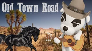 Old Town Road (feat K. K. Slider)