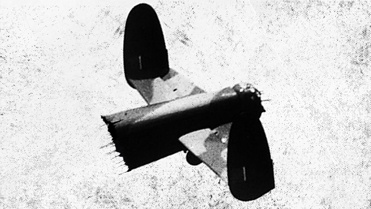 The Broken Tail that Flew and Landed itself | Lancaster Bomber