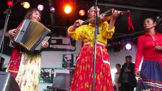 Gipsy Festival Tilburg 2014 - Alexandra & Romska Stars deel 1