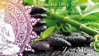 Music For meditation & Inner Balance - Vyanah