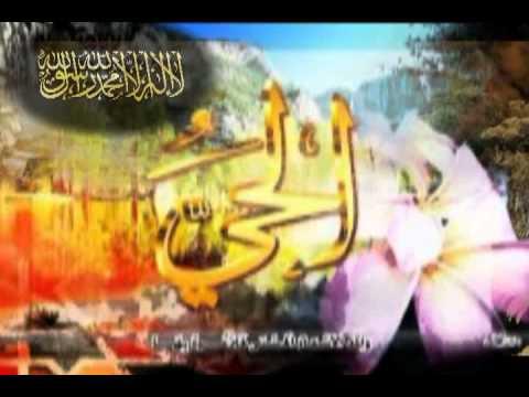 أسماء الله الحسنى بصوت الشيخ سيد النقشبندي