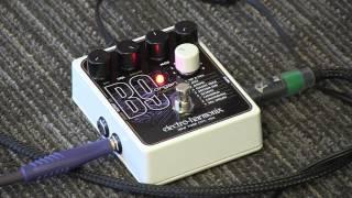 Electro-Harmonix B9 Organ Demo