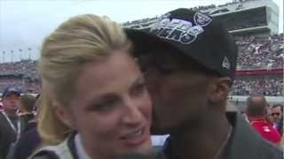 50 Cent Tries To Kiss Erin Andrews On Live TV