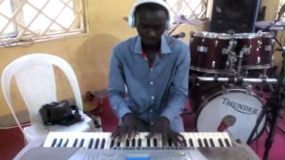Sinach-Great are you Lord. (Piano Cover)
