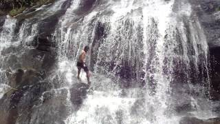 Cachoeira da goiabeira.