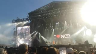 One love Manchester Liam Gallagher