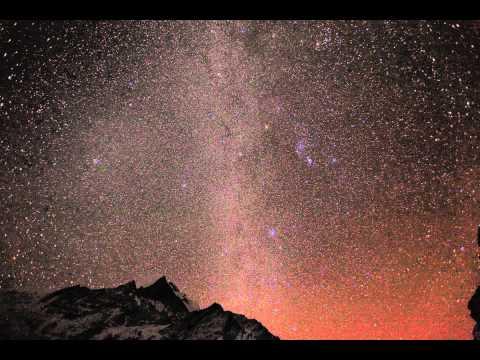Mt. Machhapuchhre (Fish Tail) Star TimeLaspe @MBC -15fps