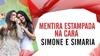 Mentira Estampada Na Cara - Simone e Simaria - Villa Mix São Paulo 2016 ( Ao Vivo )